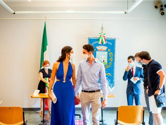 Il matrimonio di Luca e Silvia a Gorlago, Bergamo 4