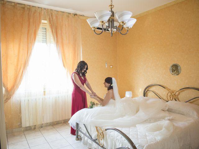 Il matrimonio di Tania e Giuseppe a Mascalucia, Catania 6