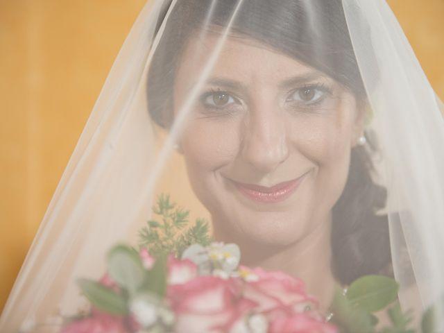 Il matrimonio di Tania e Giuseppe a Mascalucia, Catania 8