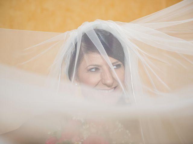 Il matrimonio di Tania e Giuseppe a Mascalucia, Catania 9