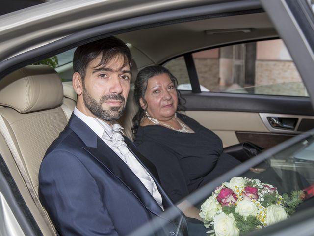 Il matrimonio di Tania e Giuseppe a Mascalucia, Catania 14