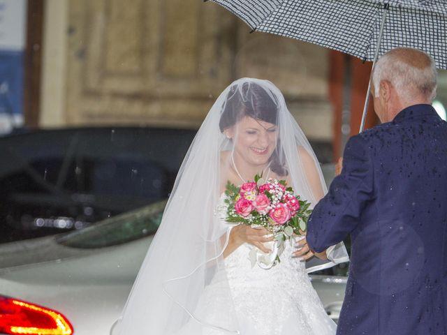 Il matrimonio di Tania e Giuseppe a Mascalucia, Catania 15