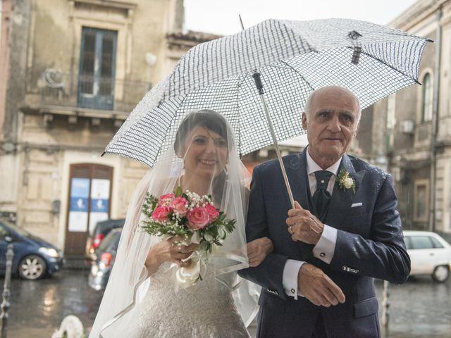 Il matrimonio di Tania e Giuseppe a Mascalucia, Catania 17