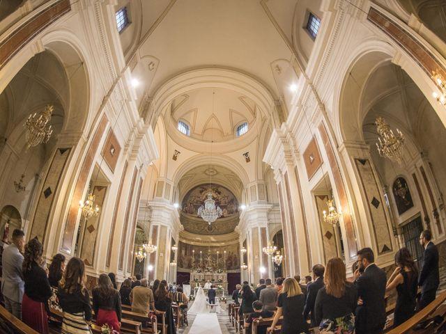Il matrimonio di Tania e Giuseppe a Mascalucia, Catania 19