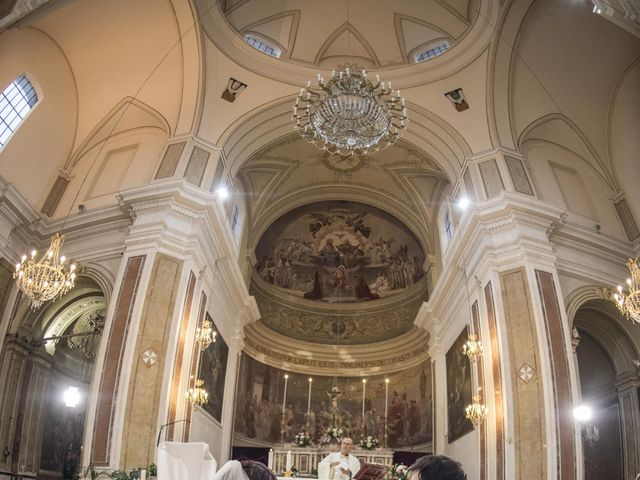 Il matrimonio di Tania e Giuseppe a Mascalucia, Catania 20