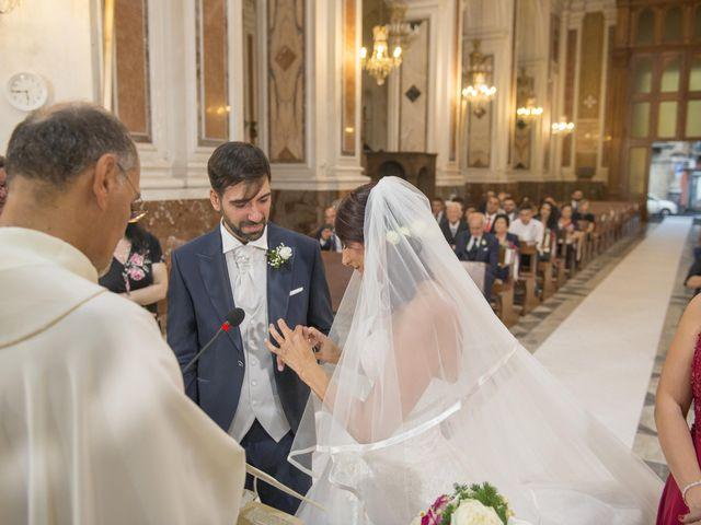 Il matrimonio di Tania e Giuseppe a Mascalucia, Catania 21