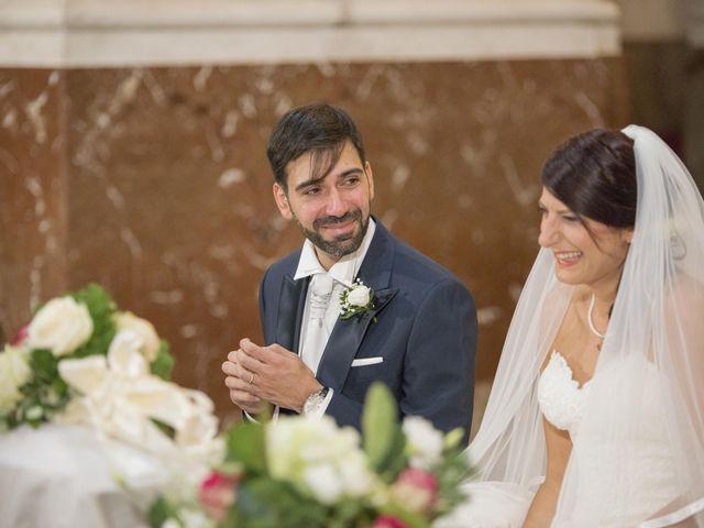 Il matrimonio di Tania e Giuseppe a Mascalucia, Catania 22