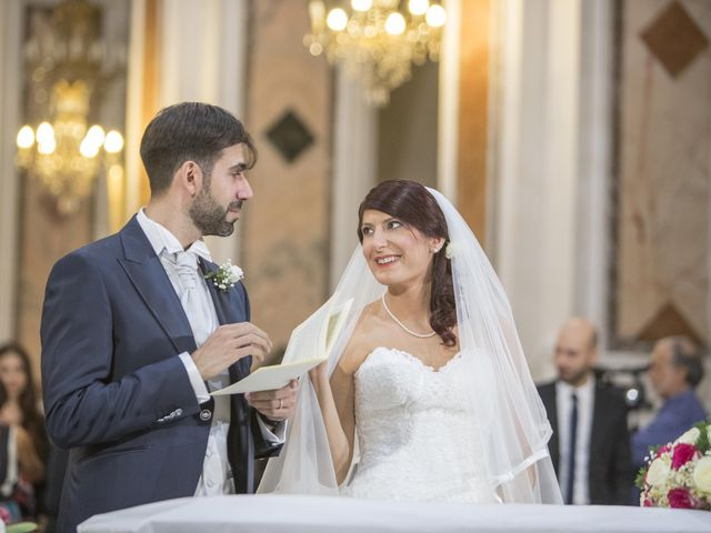 Il matrimonio di Tania e Giuseppe a Mascalucia, Catania 24