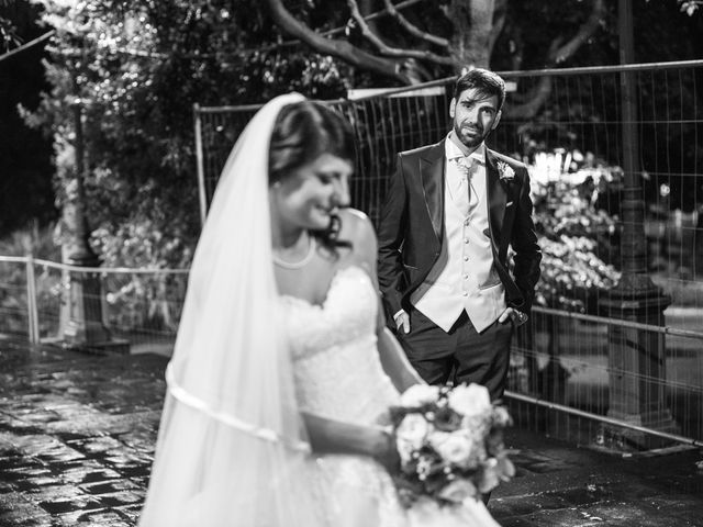 Il matrimonio di Tania e Giuseppe a Mascalucia, Catania 31