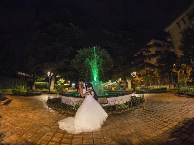 Il matrimonio di Tania e Giuseppe a Mascalucia, Catania 33