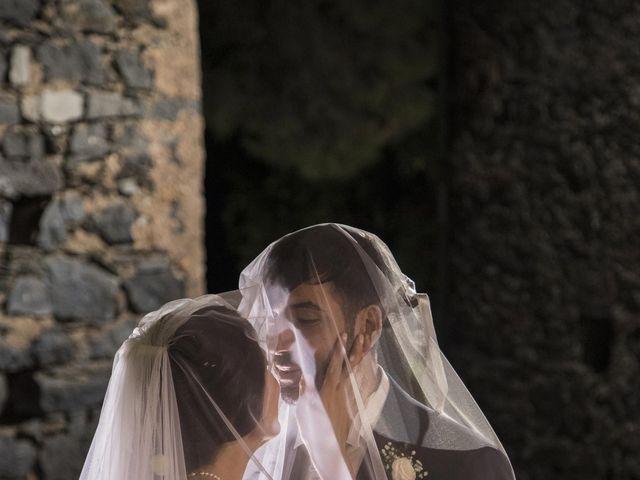 Il matrimonio di Tania e Giuseppe a Mascalucia, Catania 35