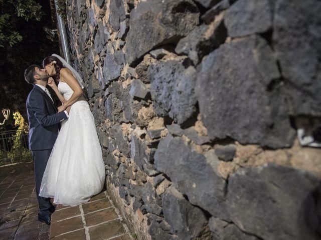 Il matrimonio di Tania e Giuseppe a Mascalucia, Catania 37