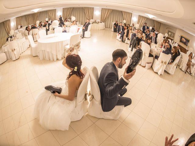 Il matrimonio di Tania e Giuseppe a Mascalucia, Catania 38