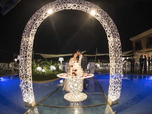 Il matrimonio di Tania e Giuseppe a Mascalucia, Catania 40