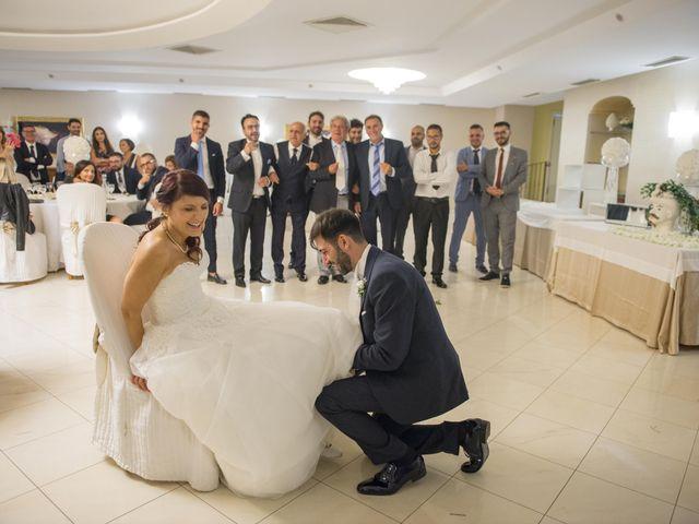 Il matrimonio di Tania e Giuseppe a Mascalucia, Catania 41