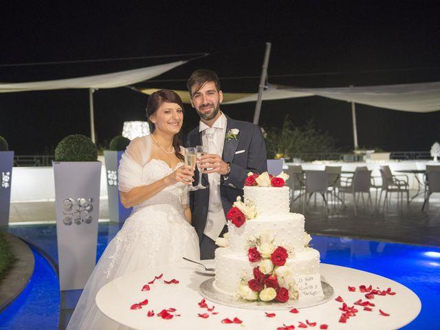 Il matrimonio di Tania e Giuseppe a Mascalucia, Catania 42