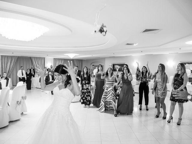 Il matrimonio di Tania e Giuseppe a Mascalucia, Catania 43