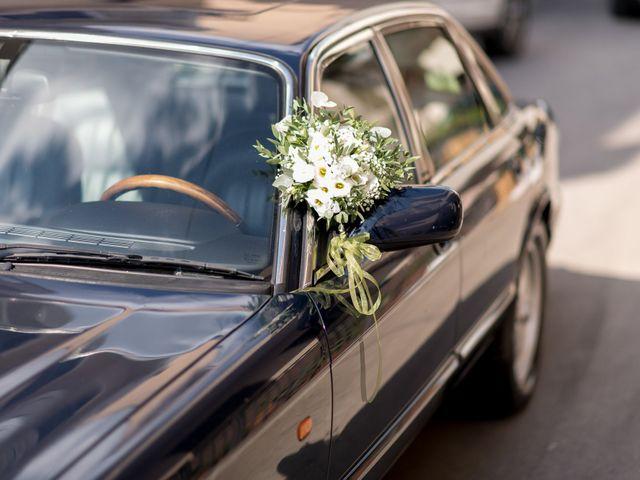 Il matrimonio di Danilo e Deborah a San Giuseppe Vesuviano, Napoli 13