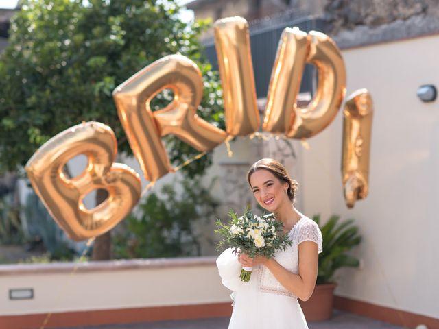 Il matrimonio di Danilo e Deborah a San Giuseppe Vesuviano, Napoli 14
