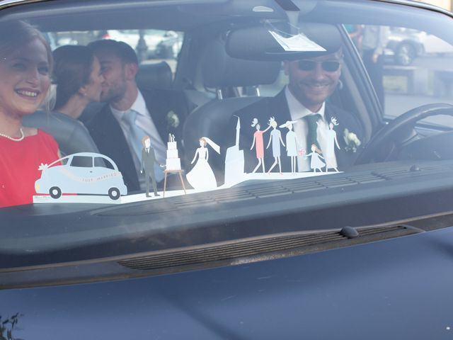 Il matrimonio di Danilo e Deborah a San Giuseppe Vesuviano, Napoli 1