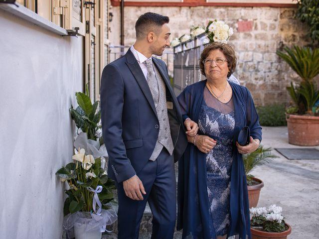 Il matrimonio di Andrea e Francesca a Caserta, Caserta 20