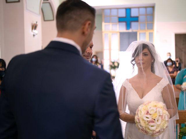 Il matrimonio di Andrea e Francesca a Caserta, Caserta 31