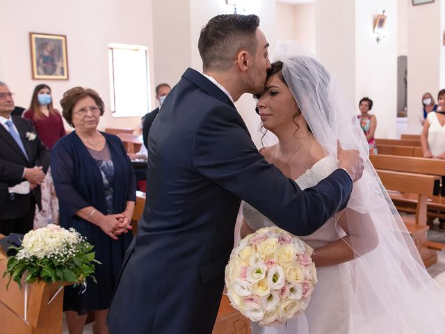 Il matrimonio di Andrea e Francesca a Caserta, Caserta 32