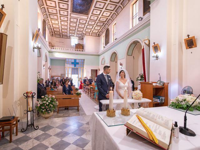 Il matrimonio di Andrea e Francesca a Caserta, Caserta 33