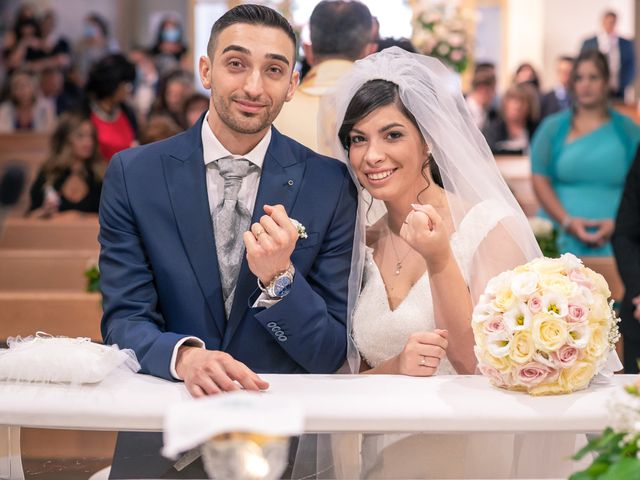 Il matrimonio di Andrea e Francesca a Caserta, Caserta 36