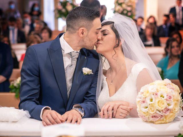 Il matrimonio di Andrea e Francesca a Caserta, Caserta 37