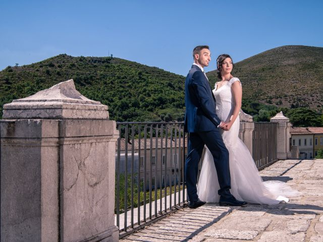 Il matrimonio di Andrea e Francesca a Caserta, Caserta 46