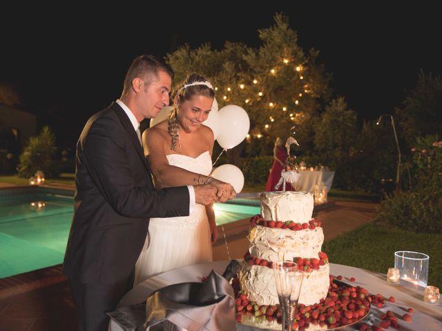 le nozze di Stassia e Luca