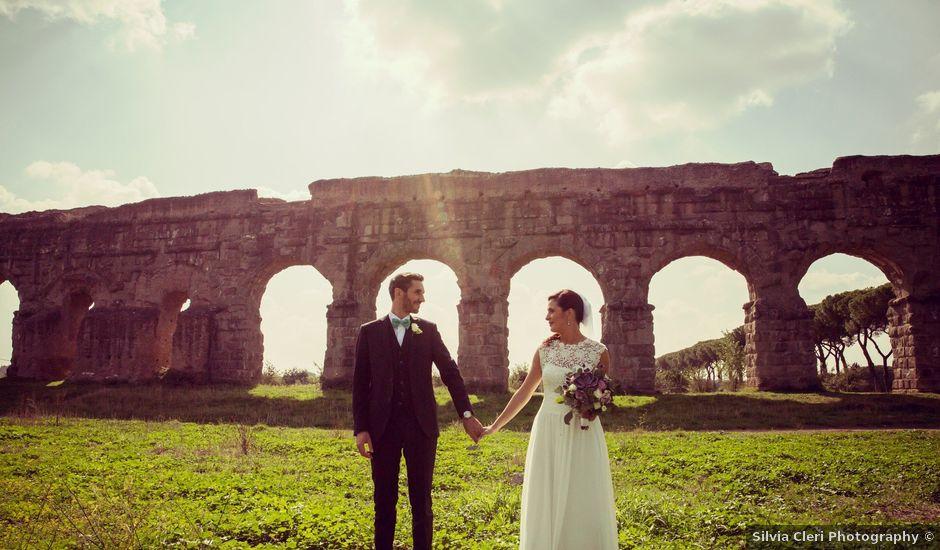 Il matrimonio di Michela e Daniele a Roma, Roma