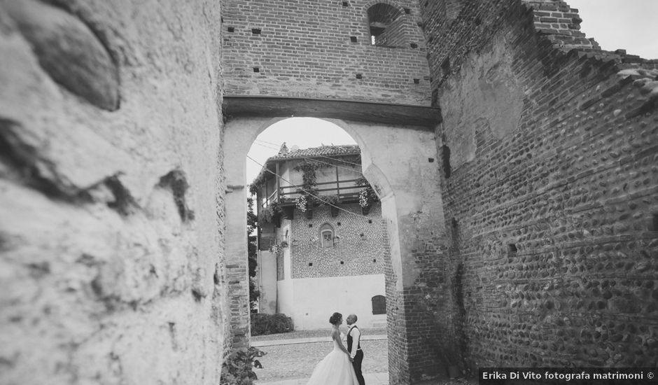 Il matrimonio di Renato e Laura a Buronzo, Vercelli