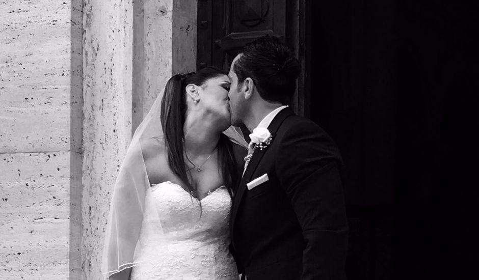 Il matrimonio di Emiliano e Giada a Grottaferrata, Roma