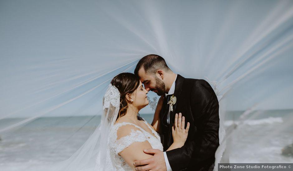 Il matrimonio di Pierdomenico e Chiara a Collecorvino, Pescara