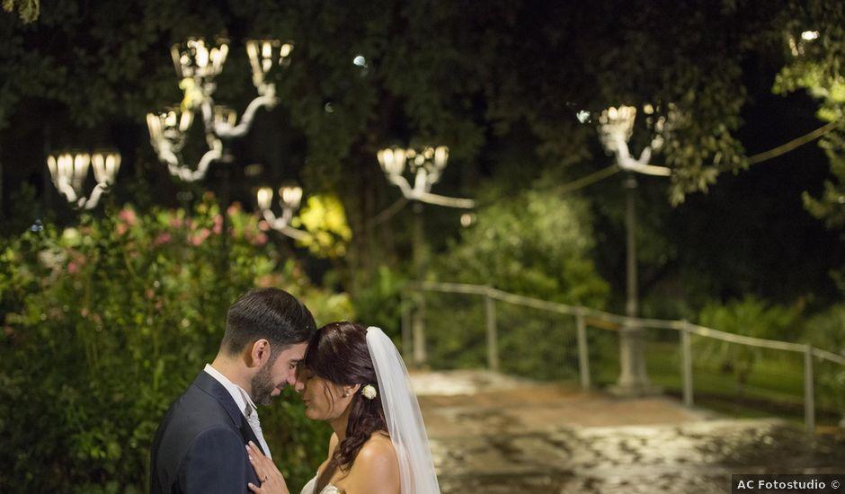 Il matrimonio di Tania e Giuseppe a Mascalucia, Catania