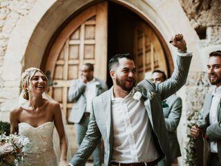 Le nozze di Marta e Cliff