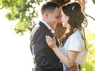 Le nozze di Norina e Fabrizio 1