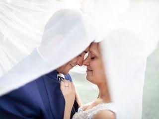 Le nozze di Lara e Michele
