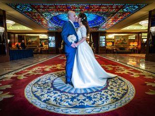 Le nozze di Sabrina e Sergio