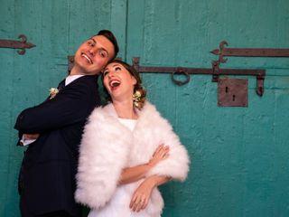 Le nozze di Emma e Jeremy
