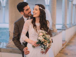 Le nozze di Caterina e Cesare
