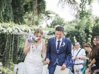 Le nozze di Marika e Yao