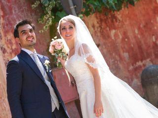 Le nozze di Fabiola e Benito