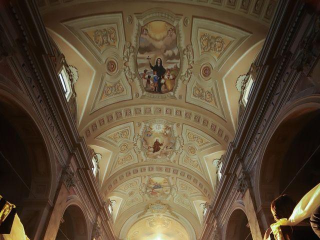 Il matrimonio di Lorenzo e Luciana a Piansano, Viterbo 21