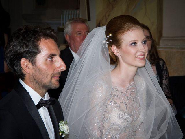 Il matrimonio di Lorenzo e Luciana a Piansano, Viterbo 24