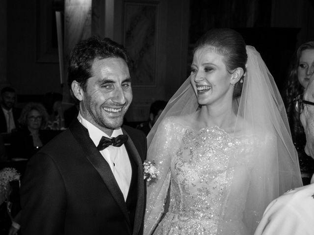 Il matrimonio di Lorenzo e Luciana a Piansano, Viterbo 26