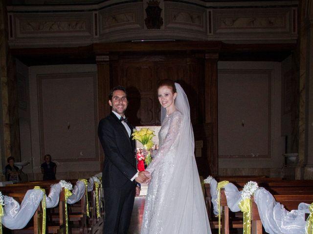 Il matrimonio di Lorenzo e Luciana a Piansano, Viterbo 27