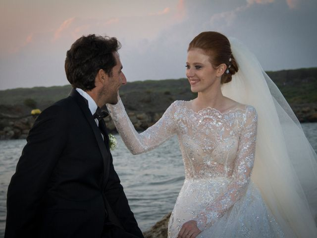 Il matrimonio di Lorenzo e Luciana a Piansano, Viterbo 31
